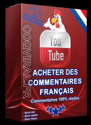 Acheter Commentaires Français Youtube