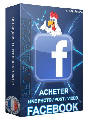 Acheter Likes Facebook – Service indisponible