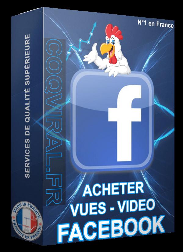 Acheter Vues Facebook