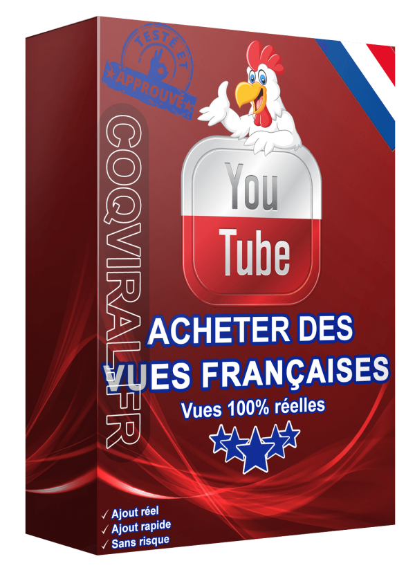 Acheter Vues Françaises YouTube